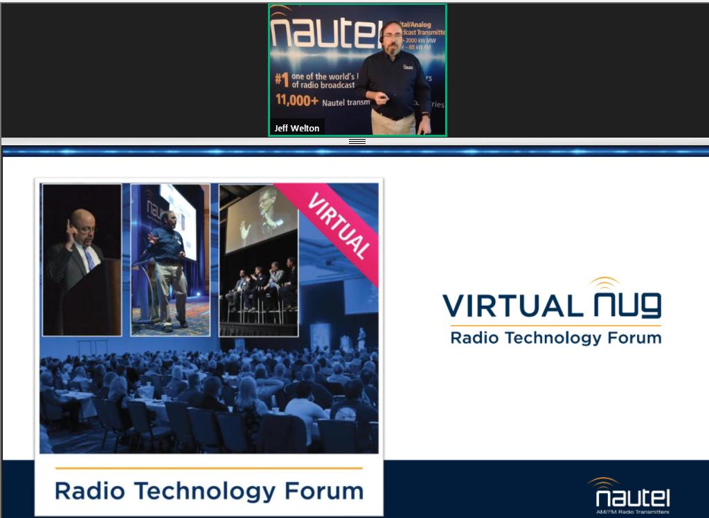 Онлайн форум «Международный радиотехнический форум NUG»