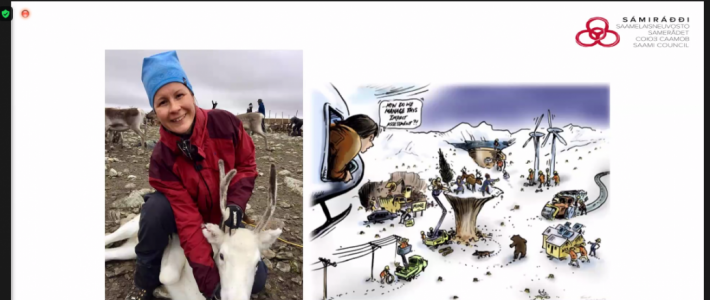 специальный семинар по Исследование вклада сообщества в изучение пробелов и барьеров в международных арктических исследованиях в рамках 3rd Arctic Science Ministerial (ASM3)