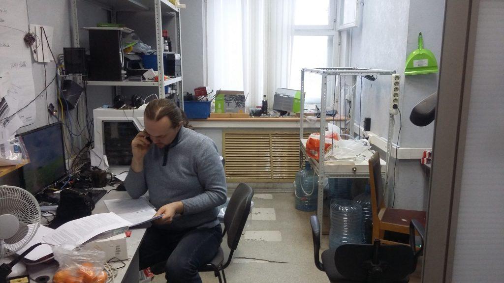 Беспалов Денис, Национальный исследовательский Нижегоро́дский госуда́рственный университе́т и́мени Н. И. Лобаче́вского