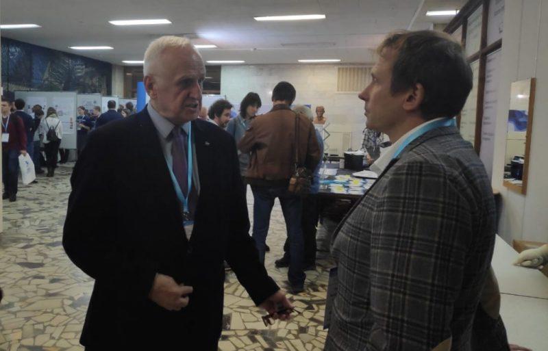 Федерация Фридайвинга на конференции «Морские исследования и образование — MARESEDU 2019»
