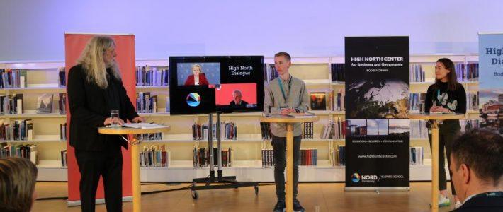 Конференция «High North Dialogue 2021» 21-22 апреля в Норвегии в г.Будё