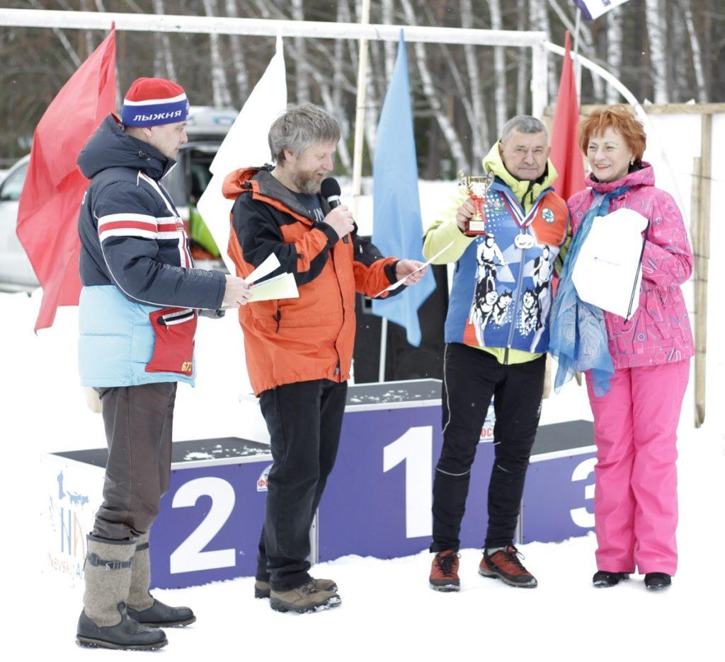 Чемпионат и Первенство России по снежным дисциплинам ездового спорта 2019
