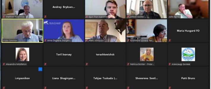 Третье совещание контактных лиц Арктического совета по реализации Соглашения об укреплении международного научного сотрудничества в Арктике