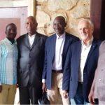 Мероприятия в столице Гвинейской Республики Конакри в рамках национальной недели образования и Международного семинара в Центре по океанографии в июне-июле 2019 г.