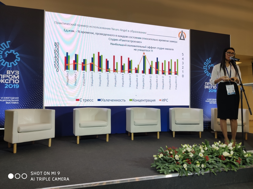 VI ежегодная национальная выставка «ВУЗПРОМЭКСПО-2019» в ЦВК «Экспоцентр»
