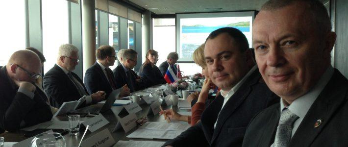 Шестое заседание Рабочей группы по межрегиональному и приграничному сотрудничеству Межправительственной Российско-Норвежской комиссии