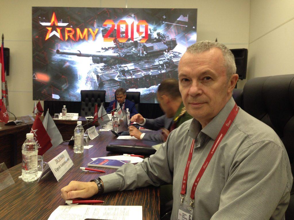 Армия 2019  Брыксенков Андрей Александрович
