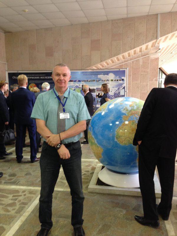 70-е Заседание совместной коллегии Комитета Союзного государства по гидрометеорологии и мониторингу загрязнения природной среды Брыксенков Андрей Александрович