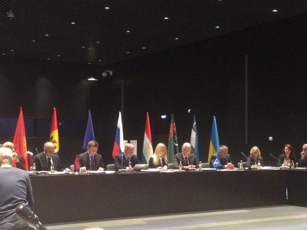 31-я сессия Межгосударственного совета по гидрометеорологии Содружества Независимых Государств (МСГ СНГ)