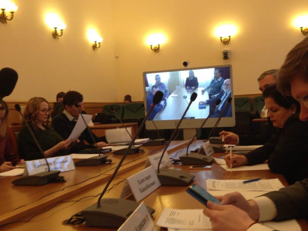 07 февраля в Минобрнауки России прошло совещание по вопросу реализации проекта «Плавучий университет» под председательством заместителя министра А.М.Медведева.