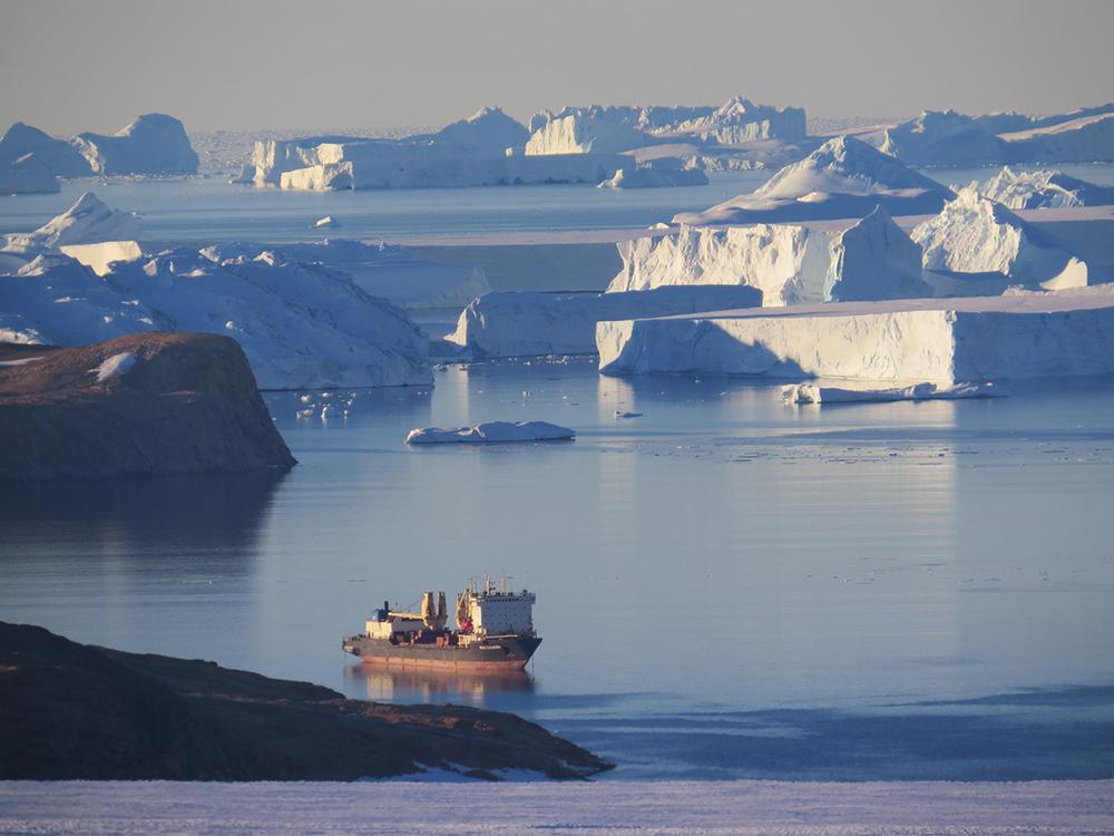 Презентация книги «Летопись Арктического института»