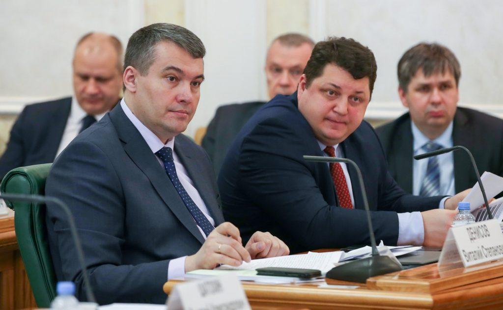 Совет Федерации Федерального Собрания Российской Федерации. Заседание Совета по Арктике и Антарктике.