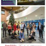 NORD University (Норвегия) поздравляет коллег из РГГМУ с Рождеством и Новым годом.