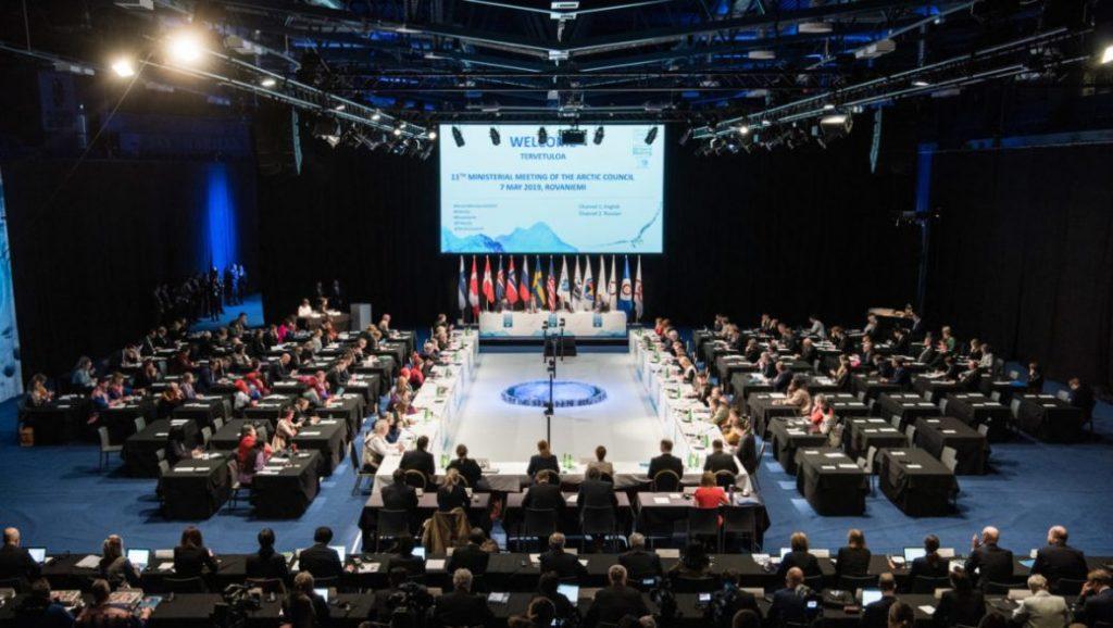 заключительный брифинг стран Арктического совета в рамках подготовки к Третьему Арктическому научный форуму (ASM3)